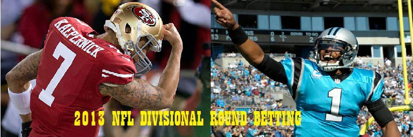 2013_nfl_divisonal_round_betting